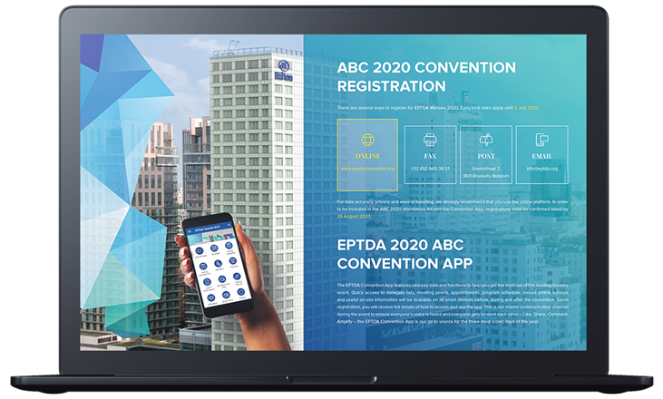 EPTDA 2020 ABC - Partnership Program