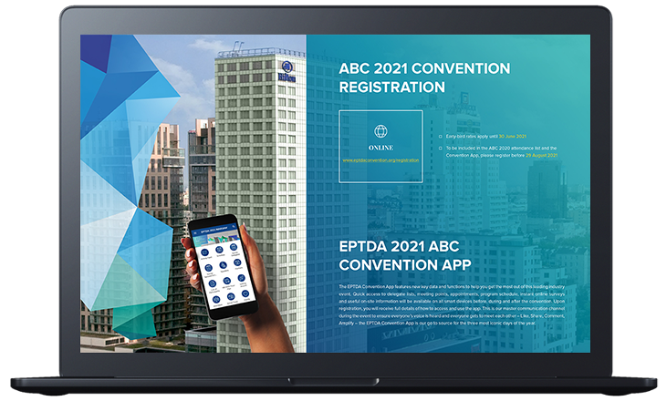 EPTDA 2021 ABC - Convention Brochure